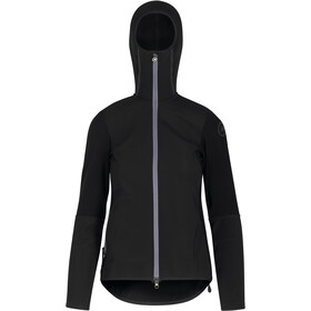 ASSOS Trail Giacca Soft Shell Invernale Donna, blackseries